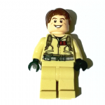 Lego Ghostbusters Ray Stanz  minifigure